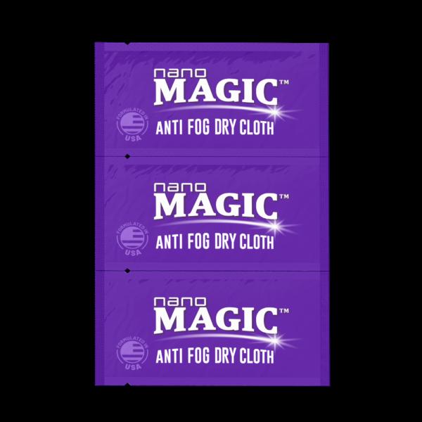 Nano Magic - Anti Fog Dry Cloth Strip - Front