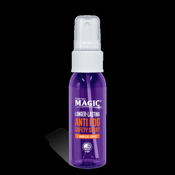 Nano Magic - Anti Fog Safety Spray - Front
