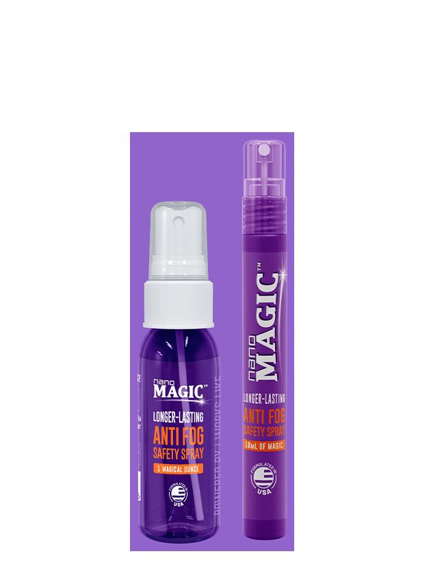 Nano Magic Anti-Fog Products