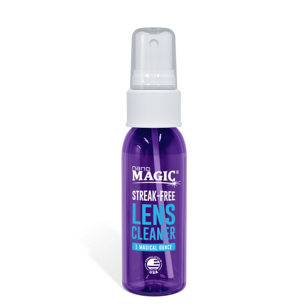 Nano Magic - 1oz Lens Cleaning Spray - Front