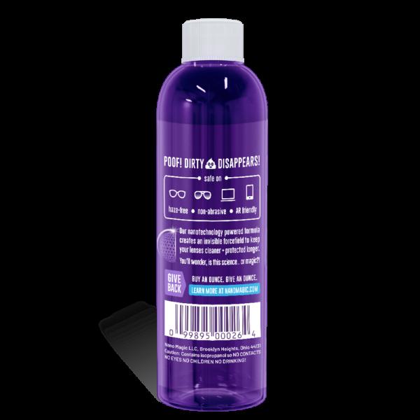 Nano Magic - Lens Cleaning Value Pack - Refill Bottle Back
