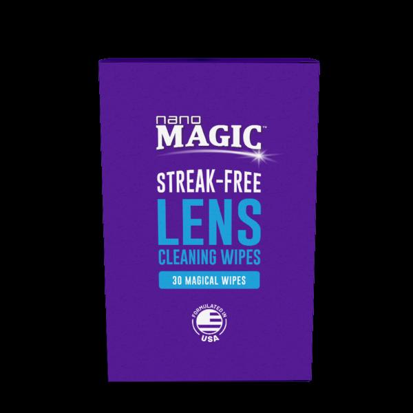 Nano Magic - Lens Cleaning Wipes - 30 Pack Box