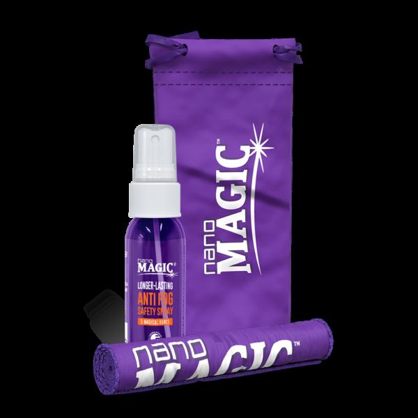 Nano Magic - Anti Fog Safety 1oz Kit