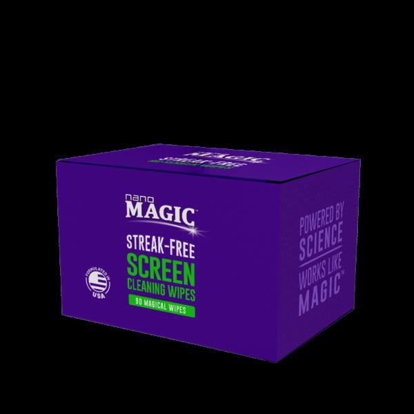 Nano Magic - Screen Cleaning Wipes - 90 Pack Box