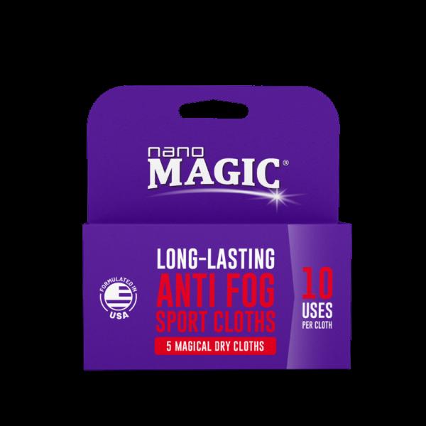 Nano Magic - Anti Fog Sport Dry Cloth Strip - Box